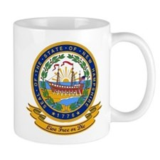 New Hampshire Seal Mug