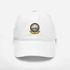 New Hampshire Seal Baseball Baseball Cap
