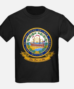 New Hampshire Seal T