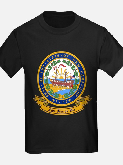 New Hampshire Seal T