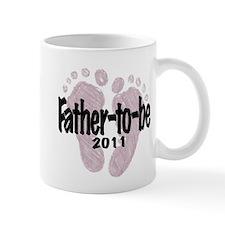 Father to Be 2011 (Girl) Mug