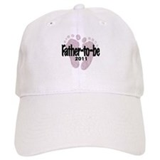 Father to Be 2011 (Girl) Baseball Cap