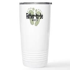 Father to Be 2011 (Unisex) Travel Mug