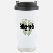 Father to Be 2011 (Unisex) Travel Mug