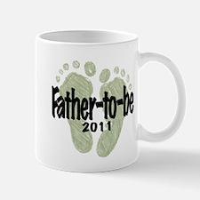 Father to Be 2011 (Unisex) Mug
