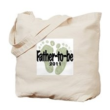 Father to Be 2011 (Unisex) Tote Bag