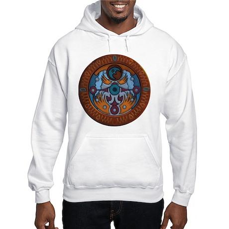 Clock Tower Hooded Sweatshirt
