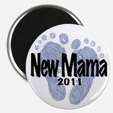 New Mama 2011 (Boy) Magnet