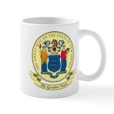 New Jersey Seal Small Mug
