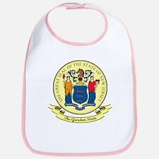 New Jersey Seal Bib