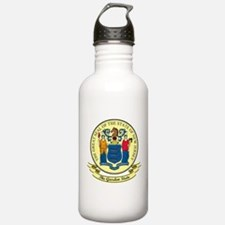 New Jersey Seal Water Bottle