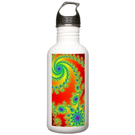 Rainbow Fireworks! Stainless Water Bottle 1.0L