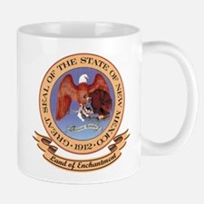 New Mexico Seal Mug
