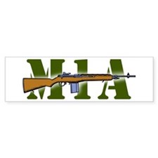 M1A Bumper Sticker