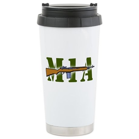 M1A Stainless Steel Travel Mug