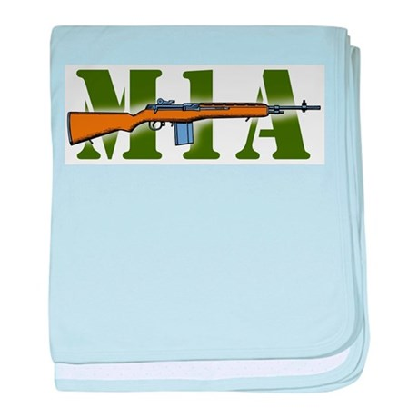 M1A baby blanket