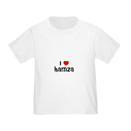 I * Hamza Toddler T-Shirt