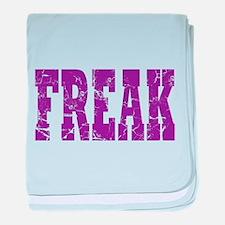 Freak baby blanket