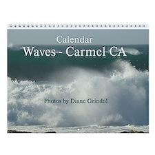 WAVES Wall Calendar