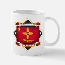 Albuquerque Flag Mug