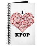 Kpop Journals & Spiral Notebooks
