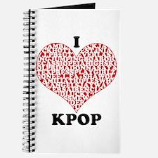 I <3 KPOP! Journal