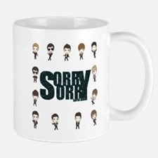 SuJu Sorry Sorry Mug