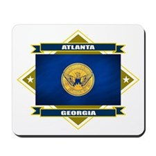 Atlanta Flag Mousepad