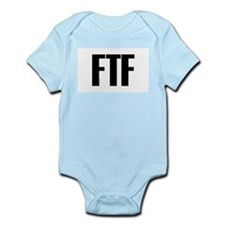 FTF Infant Bodysuit