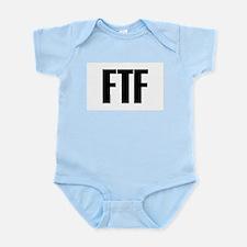 FTF Infant Bodysuit