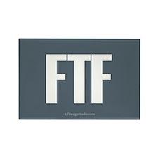 FTF Rectangle Magnet