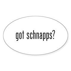 Got Schnapps Decal