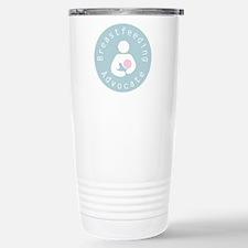 Breastfeeding Advocate Stainless Steel Travel Mug