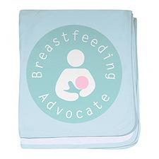 Breastfeeding Advocate baby blanket