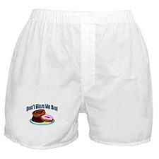 Don't Glaze Me Bro Boxer Shorts