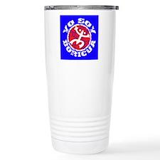 Yo Soy Boricua - Blu-Rd Travel Mug