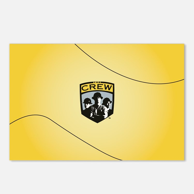Cute The columbus crew Postcards (Package of 8)