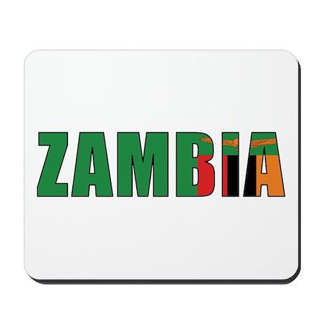 Zambia Mousepad