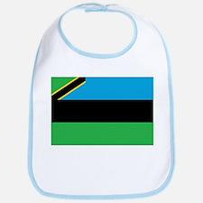 Zanzibar Flag Bib