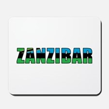 Zanzibar Mousepad