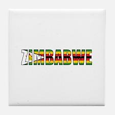 Zimbabwe Tile Coaster