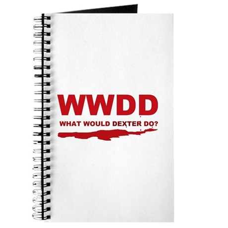 What would Dexter do? Journal