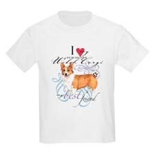 Pembroke Welsh Corgi Kids T-Shirt