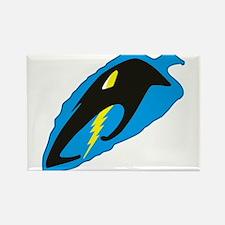 Funny Blackhawks Rectangle Magnet (100 pack)