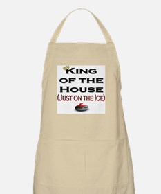 King of the House BBQ Apron