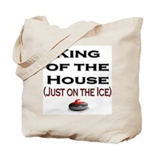 King of the House Tote Bag