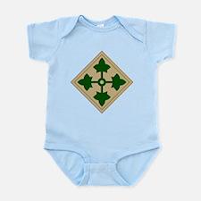 Ivy Division Infant Bodysuit