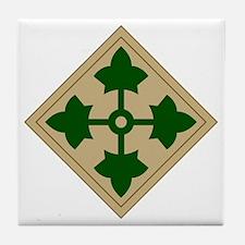 Ivy Division Tile Coaster