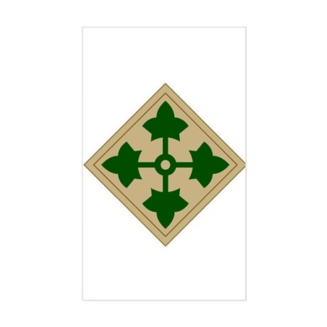 Ivy Division Sticker (Rectangle)