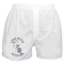 Men's Chef Boxer Shorts